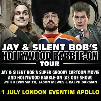 Kevin Smith Smodcast Tour